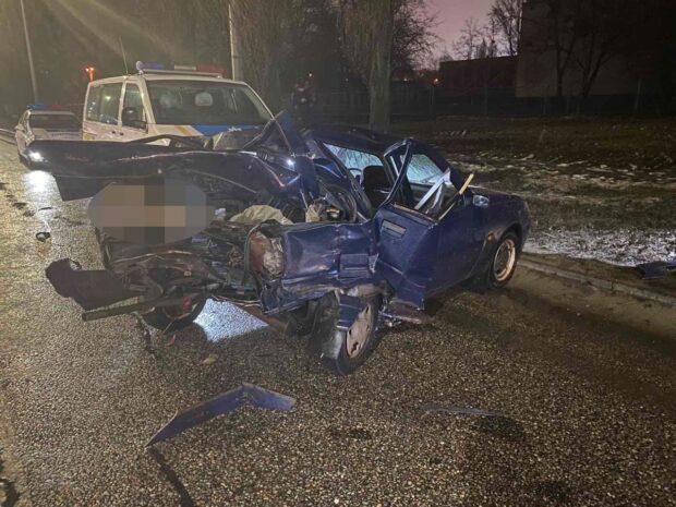 В Харькове в результате ДТП пострадали три человека