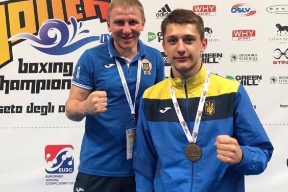 Харьковский боксер стал чемпионом Украины по боксу
