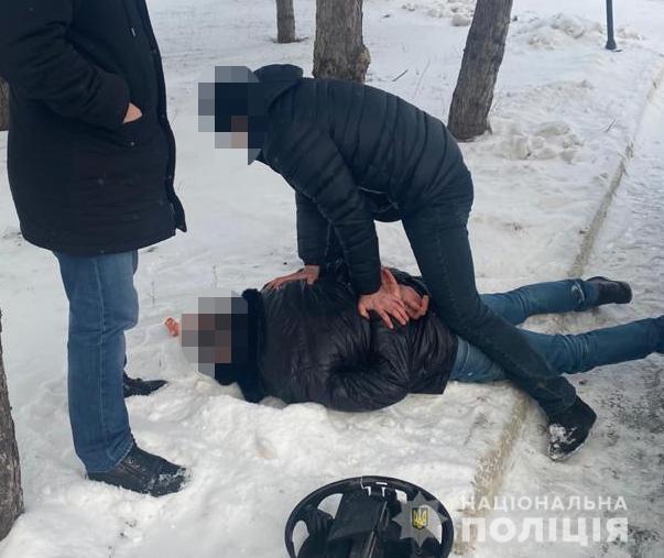 В Харькове заместителя председателя райгосадминистрации поймали на взятке