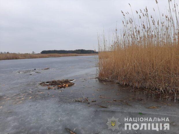 В Харьковской области в реке утонул подросток, который пытался спасти собаку