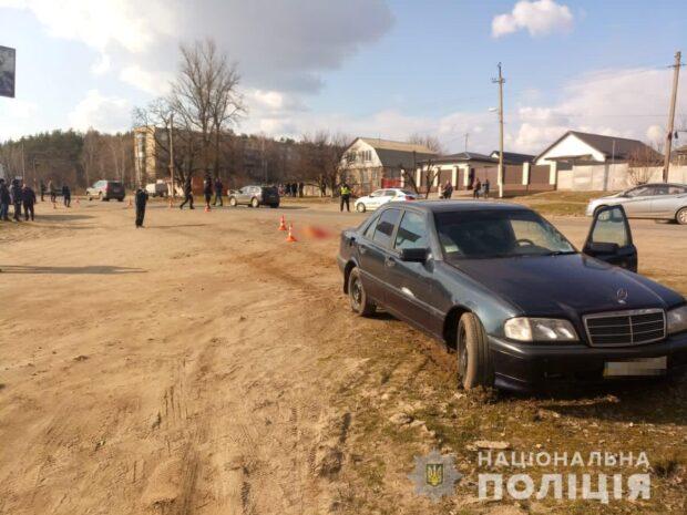 Под Харьковом автомобиль насмерть сбил 12-летнюю девочку
