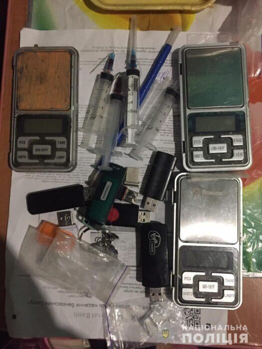 На Харьковщине правоохранители задержали наркосбытчика