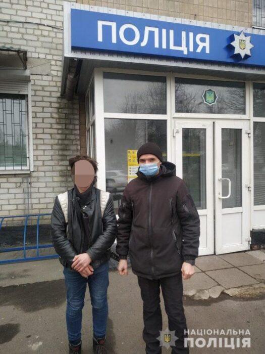 В Харькове полиция задержала мужчину, который почти три года скрывался от правоохранителей