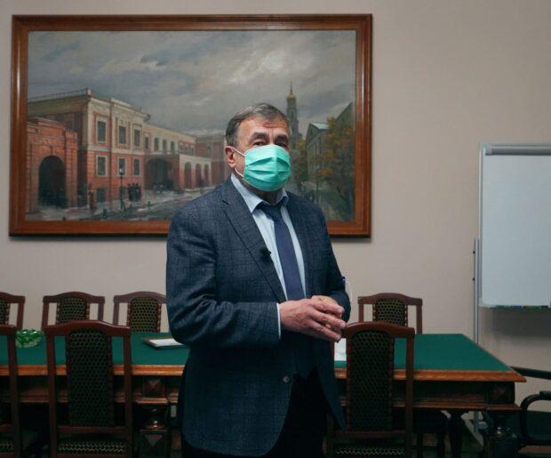 Виль Бакиров подал декларацию о доходах перед увольнением с должности ректора ХНУ имени Каразина