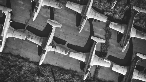 История аэродрома