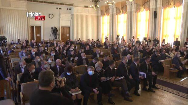 Харьковский областной совет отказался создать систему скрининга онкологических заболеваний