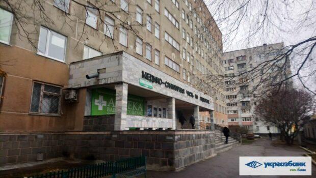 В Харькове продают здание поликлиники, которое банк забрал за долги у структур Фельдмана - ХАЦ
