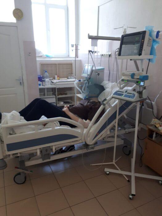 В Харькове реанимации заполнены больными COVID-19, кислородных мест почти не осталось - анестезиолог