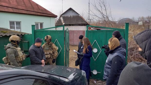 Контрразведка СБУ задержала на Харьковщине боевика «ЛНР»