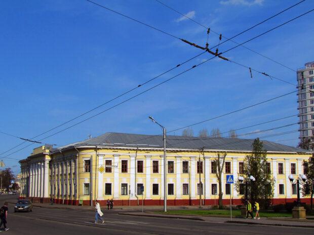 Здание по адресу Московский проспект, 24