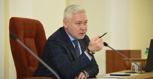 Терехов обещает лично следить за качеством ремонта в подъездах харьковчан