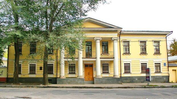 Дом Сердюкова