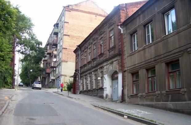 Улица Воробьева