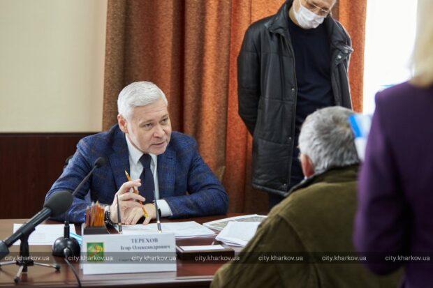 Терехов рассказал, как начал сотрудничать с Кернесом