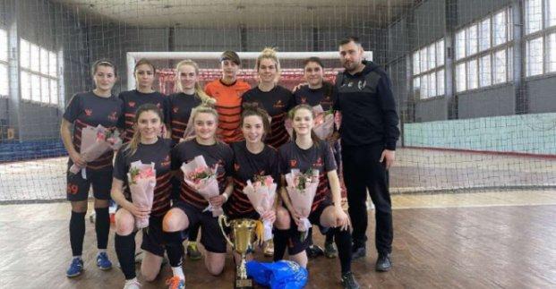 Харьковчанки выиграли Кубок Украины по футзалу