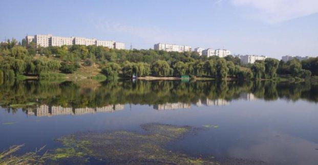 На Салтовке благоустроят Петренковское водохранилище