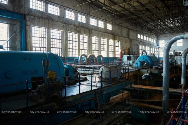 На ХТС будут производить собственную электроэнергию
