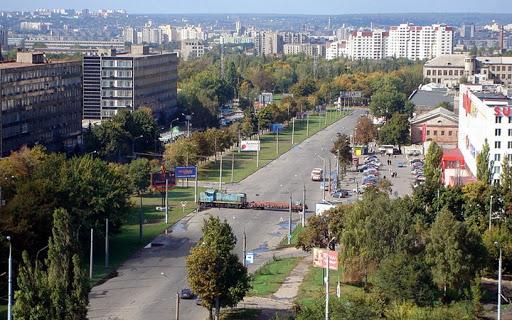 Московский проспект Харьков