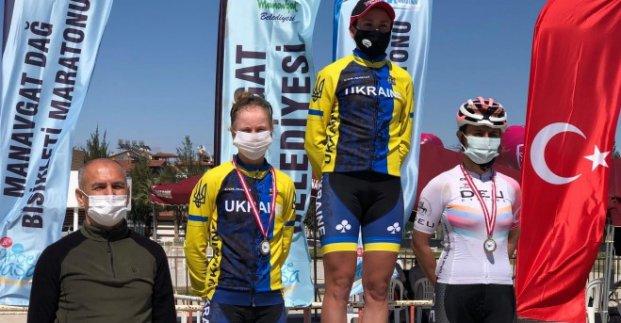 Харьковские велосипедисты победили на международных соревнованиях