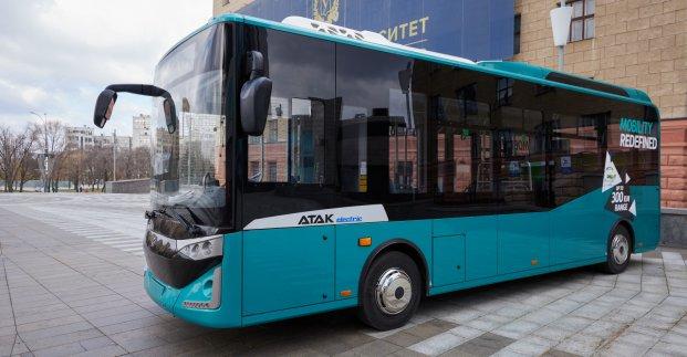 Харьков запустит совместное с турецкой компанией производство автобусов