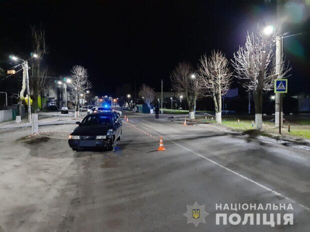 На Харьковщине в результате ДТП погиб водитель скутера