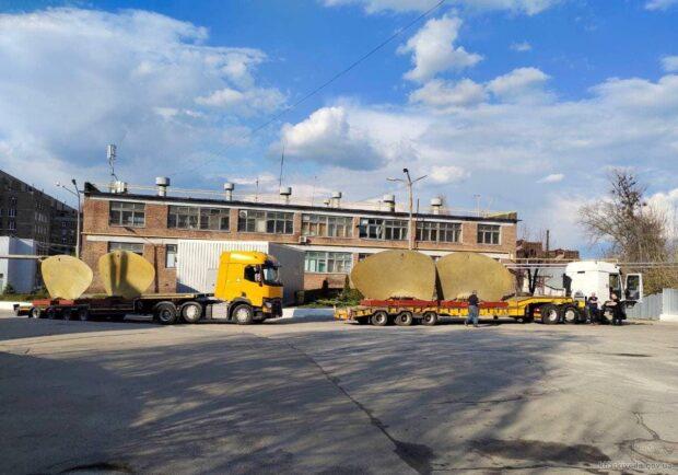 На «Турбоатоме» изготовили оборудование для Кременчугской ГЭС