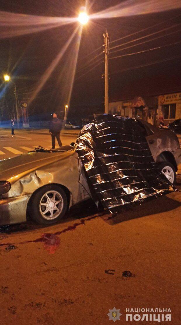 В полиции рассказали подробности смертельного ДТП на улице Шевченко