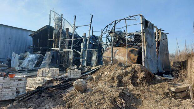 Взрыв в маслобойном цеху в Харькове: предпринимателя отправили в СИЗО