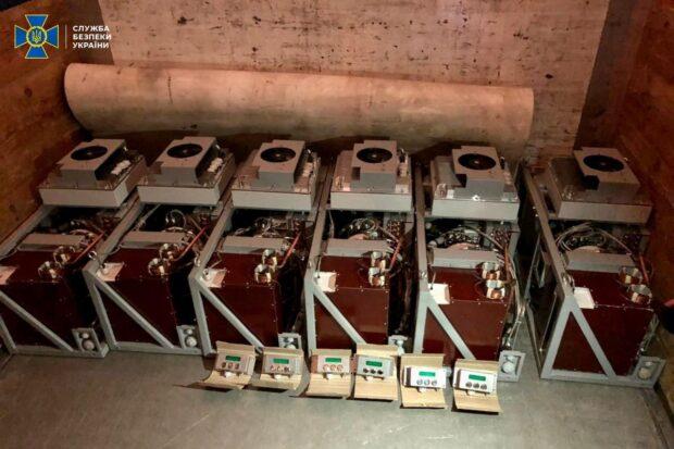 Контрразведка СБУ в Харьковской области заблокировала канал поставки в РФ комплектующих к военной технике