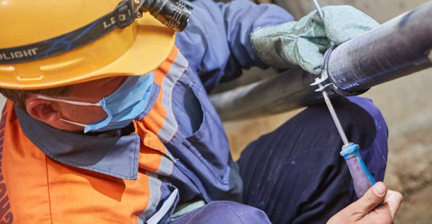 «Харьковводоканал» отремонтирует в этом году сети в 350 домах