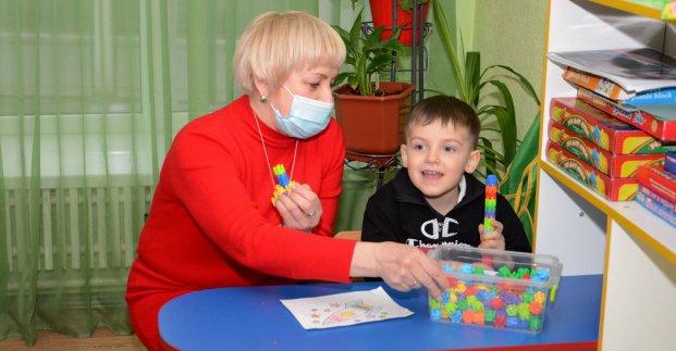 В детском саду №362 откроют специальную группу для детей с аутизмом
