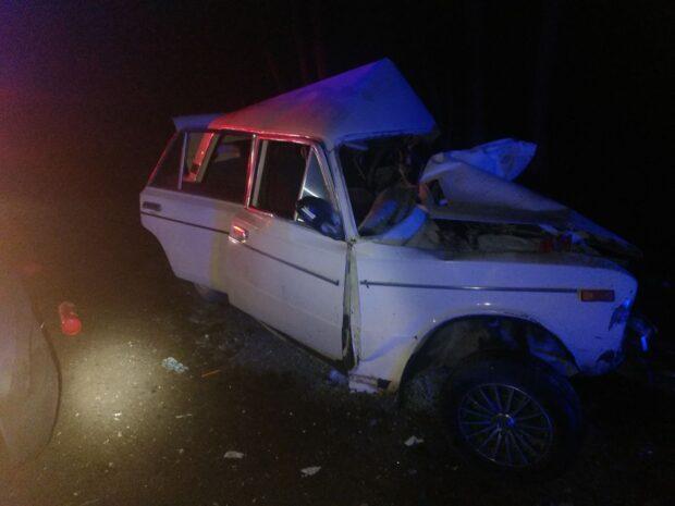 В результате автокатастрофы под Харьковом погиб 19-летний водитель