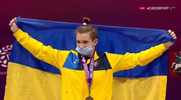Харьковчанка Камила Конотоп стала чемпионкой Европы