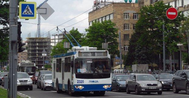 Завтра троллейбусы №18 и 50 изменят маршруты движения