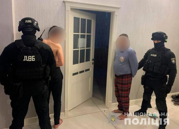 На Харьковщине провели спецоперацию по задержанию банды «черных риелторов»