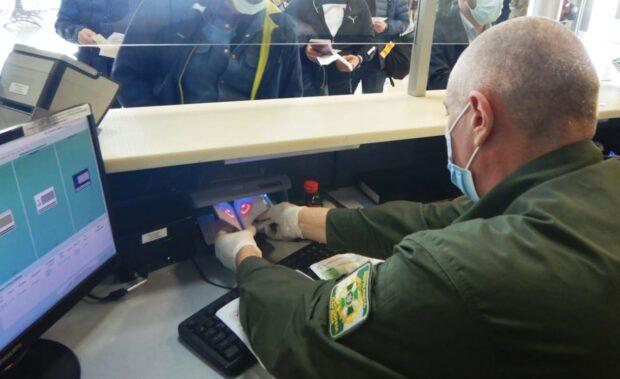 В аэропорту Харькова задержали мужчину, которого разыскивает Германия