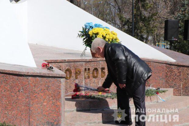 В Харькове почтили память ликвидаторов аварии на ЧАЭС