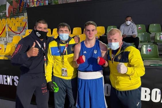 Харьковские боксеры завоевали серебряную и бронзовую награды на чемпионате мира