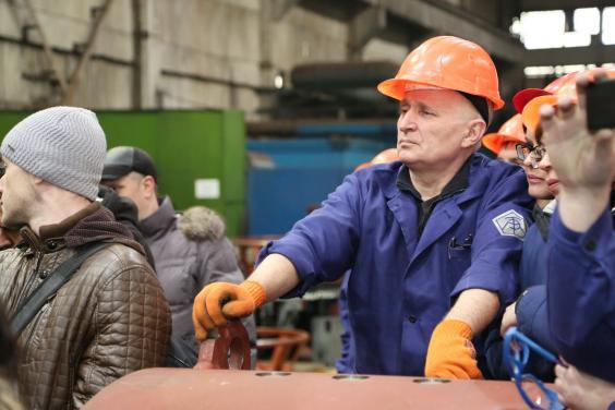«Электротяжмаш» сможет принять участие в обновлении подвижного состава «Укрзалізниці»