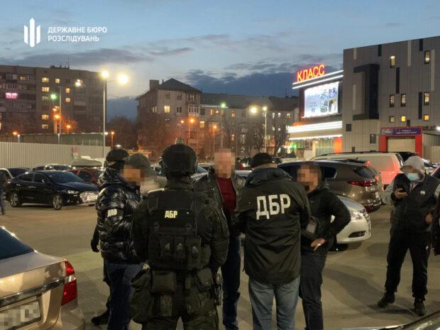 В Харькове на взятке задержали директора лесхоза