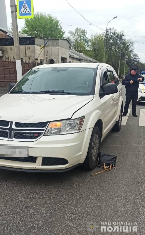 В Харькове автомобиль насмерть сбил 70-летнюю женщину