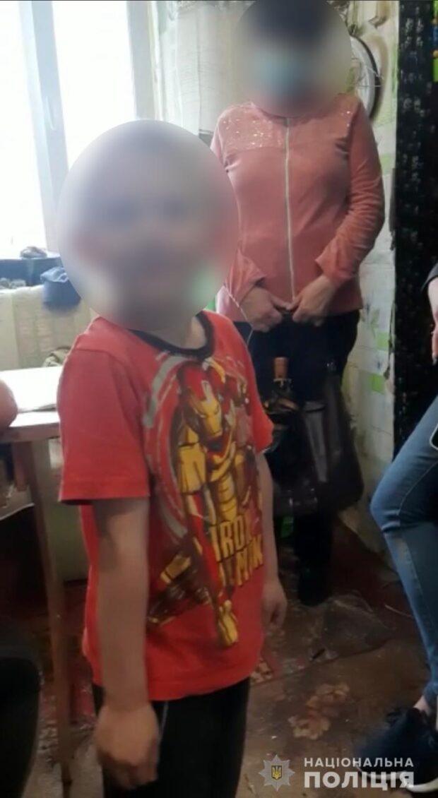 В Харькове у женщины забрали двоих детей