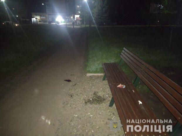 В Харьковской области пьяный безработный избил и ограбил мужчину