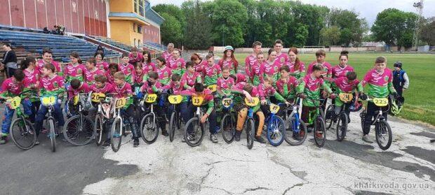 Сборная Харьковщины завоевала 19 медалей чемпионата Украины по велоспорту