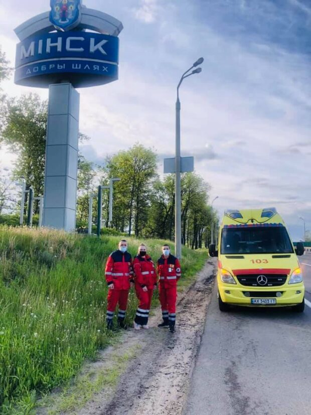Из Беларуси после операции вернули жительницу Харьковской области