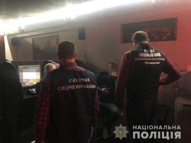 В Харькове прикрыли два игорных заведения