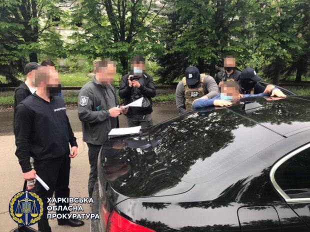 Харьковская областная прокуратура разоблачила в мошенничестве на 30 000 долларов США судью