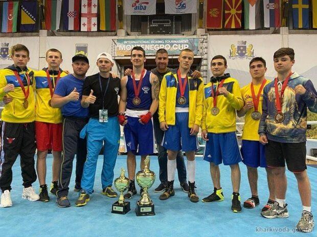 Боксеры Харьковщины выиграли международный турнир в Черногории