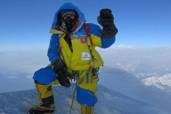 Харьковчанин в четвертый раз поднялся на Эверест