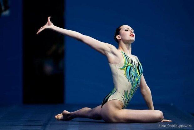 Харьковчанка стала чемпионом Европы по синхронному плаванию